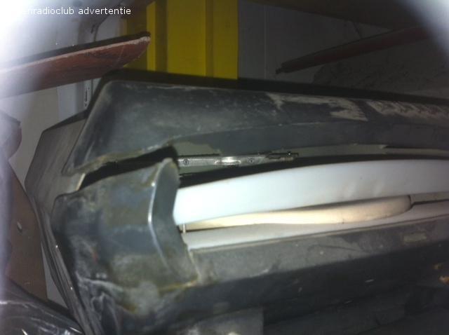 Gezocht Philips auto platenslikker frontje