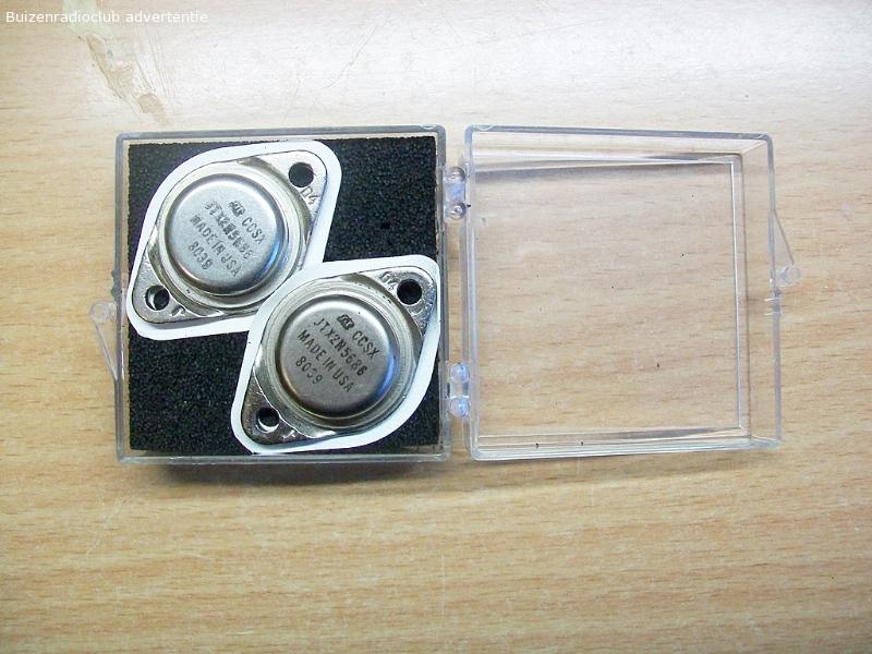 High Power transistoren